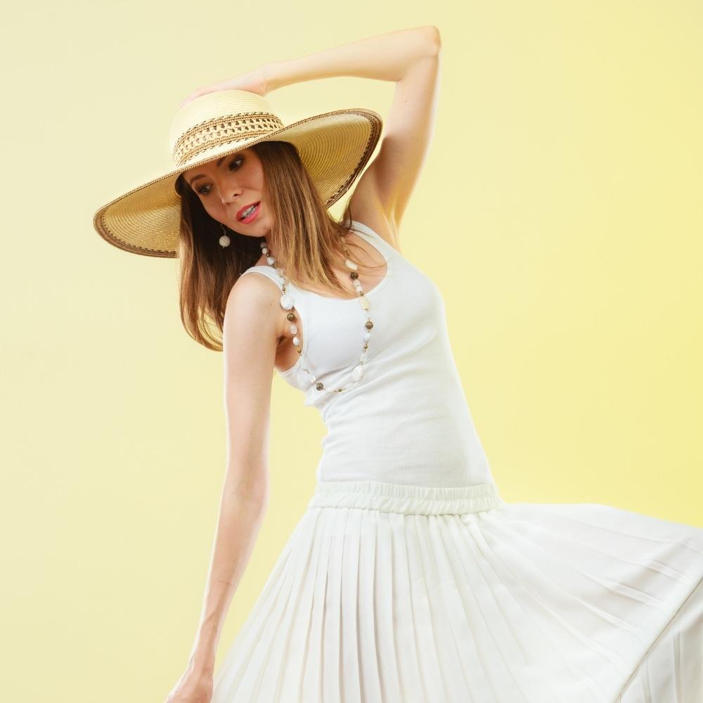 5 conseils pour porter du blanc lorsque vous êtes pâle